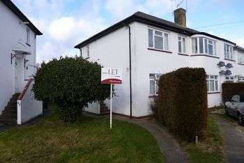2 Bedrooms Maisonette Flat for rent in Trevellance Way, WD25