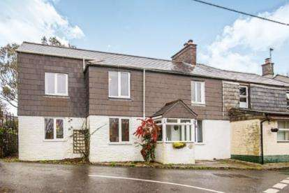 4 Bedrooms Semi Detached House for sale in Liskeard, Cornwall, Uk