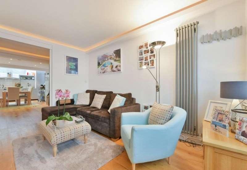 1 Bedroom Flat for sale in Elias Place, London, London, SW8