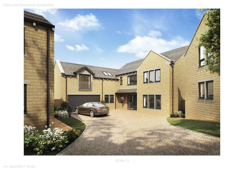 5 Bedrooms Detached House for sale in The Farnley Stocksmead, Cross Lane , Stocksmoor, HD4