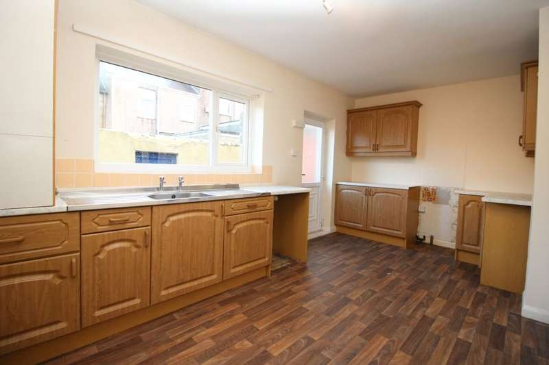 2 Bedrooms Property for rent in Neale Street, Prudhoe, NE42