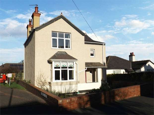 3 Bedrooms Detached House for sale in Moorfield Road, Hawarden, Deeside, Flintshire