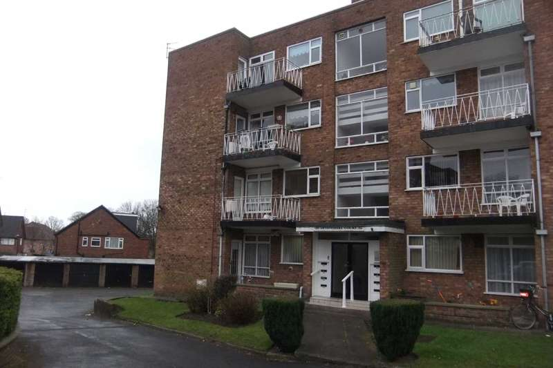 2 Bedrooms Apartment Flat for sale in Devonshire Court, New Hall Road