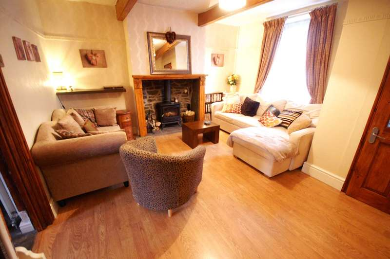 2 Bedrooms Cottage House for rent in Chapel Street, Horwich