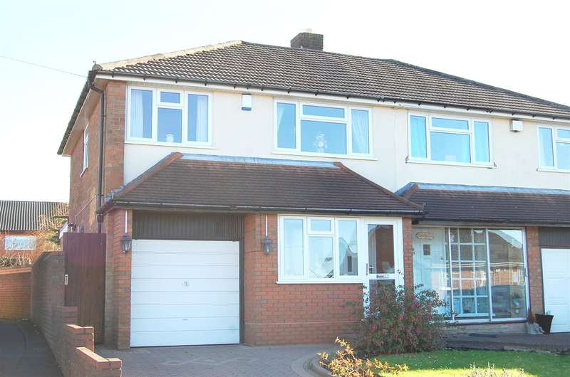3 Bedrooms Semi Detached House for sale in The Ridgeway, Sedgley, DY3 3UR