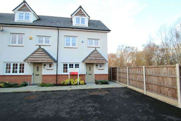 4 Bedrooms Town House for sale in Heathermount , Broadheath, Altrincham