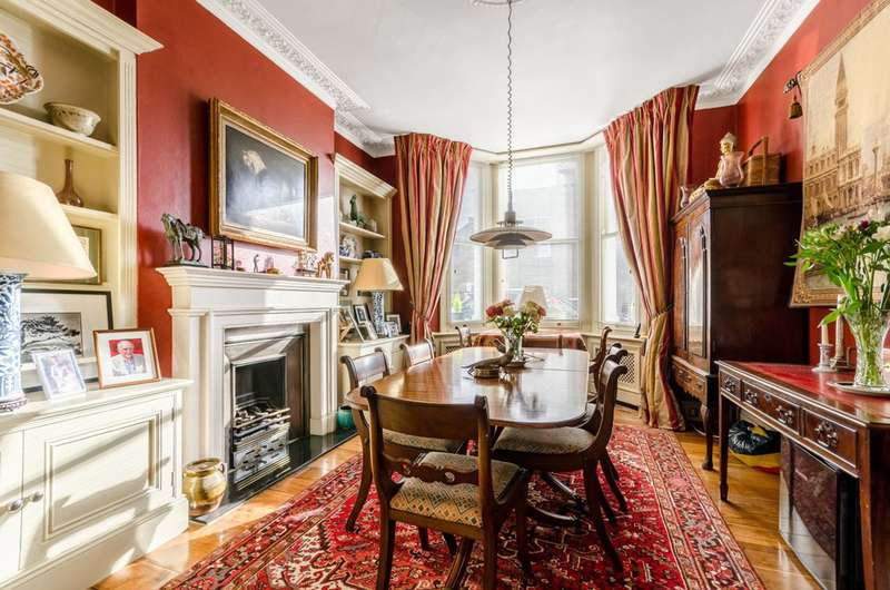 6 Bedrooms House for sale in Tournay Road, Fulham Broadway, SW6