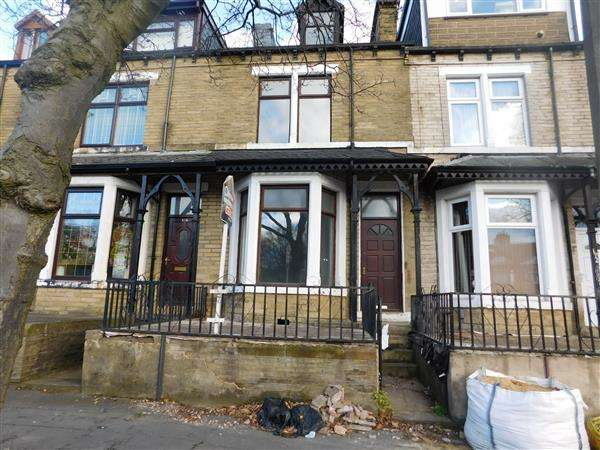 4 Bedrooms Terraced House for sale in Horton Grange Road, Bradford