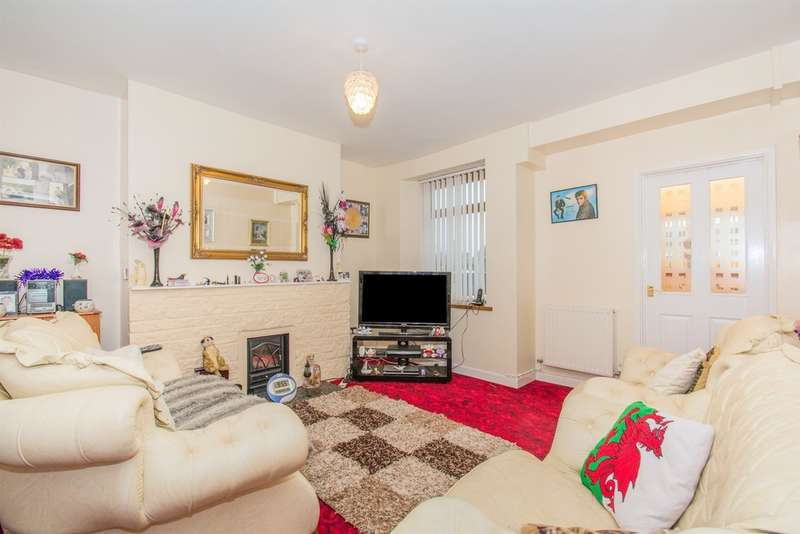 2 Bedrooms Terraced House for sale in Rhiwamoth Street, Aberbargoed, Bargoed