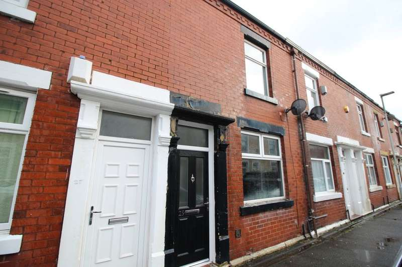 2 Bedrooms Property for sale in Hozier Street, Blackburn, BB1
