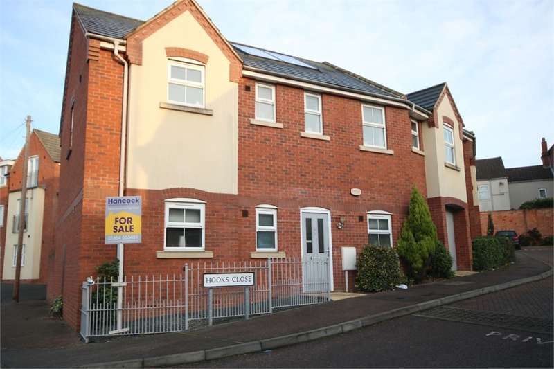 2 Bedrooms Flat for sale in Hooks Close, Anstey, LEICESTER
