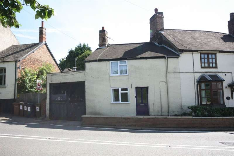 1 Bedroom Cottage House for sale in Melton Road, Ab Kettleby, MELTON MOWBRAY