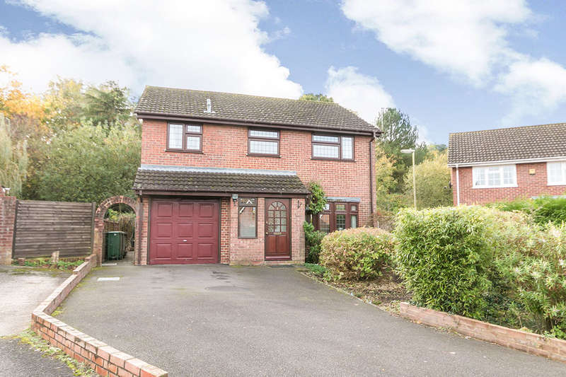4 Bedrooms Detached House for sale in Hatch Warren Gardens, Basingstoke, RG22