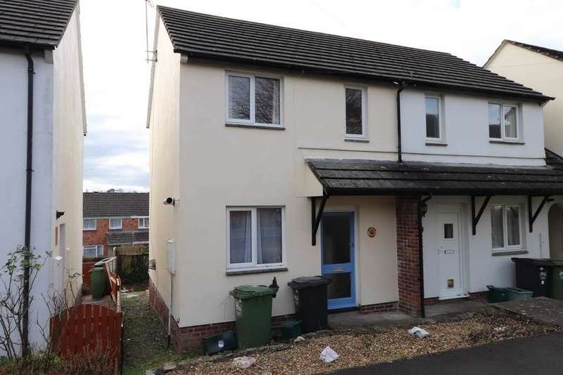 2 Bedrooms Semi Detached House for sale in Whiddon Valley, Barnstaple