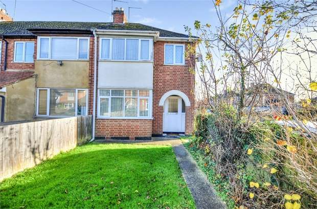 3 Bedrooms End Of Terrace House for sale in Manor Road, Banbury, Oxfordshire
