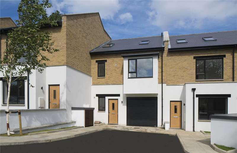 4 Bedrooms Terraced House for sale in Plot 5 Childs Terrace, Siverst Close, Northolt, UB5