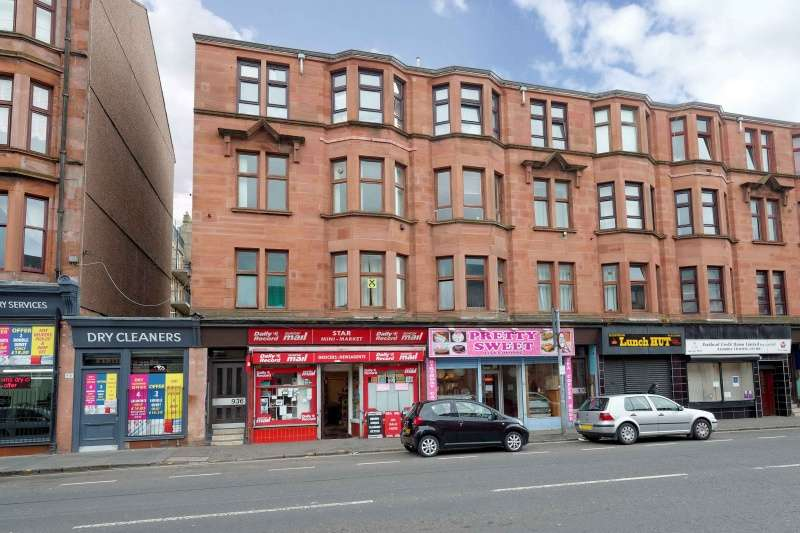 2 Bedrooms Flat for sale in Springfield Road, Glasgow, G31 4HE