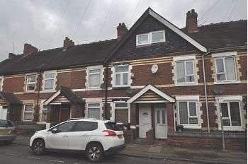 2 Bedrooms Terraced House for sale in Fletcher Road , Stoke, ST4 4AJ