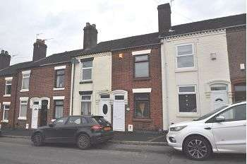 2 Bedrooms Terraced House for sale in George Street, Fenton , Stoke-on-Trent , ST4 2JS