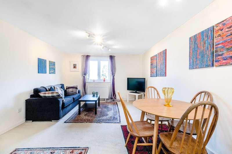 1 Bedroom Flat for sale in Wenlock Gardens, Hendon, NW4