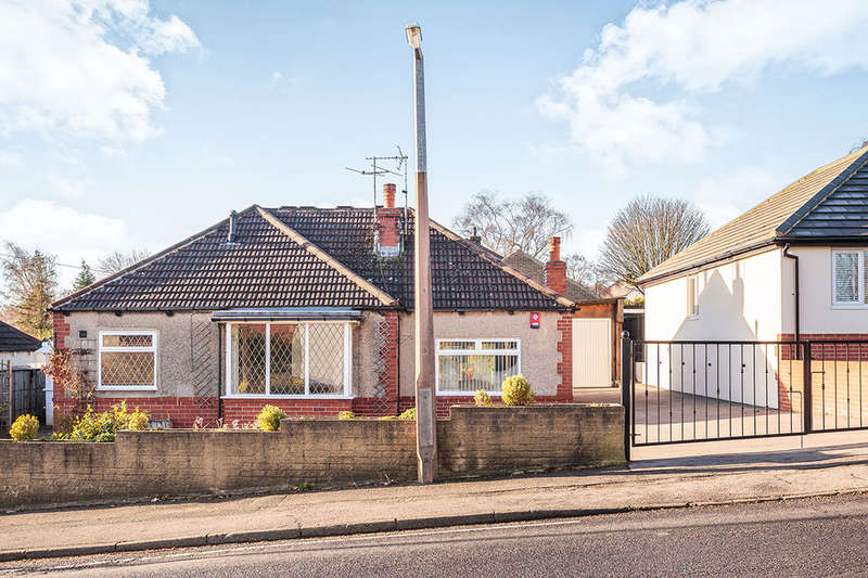 2 Bedrooms Detached Bungalow for sale in Warren Lane, Bingley, BD16
