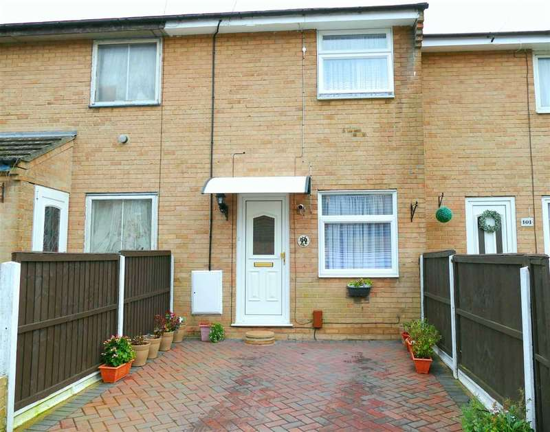 2 Bedrooms Terraced House for sale in First Time Buyers or Buy-to-Let Investors