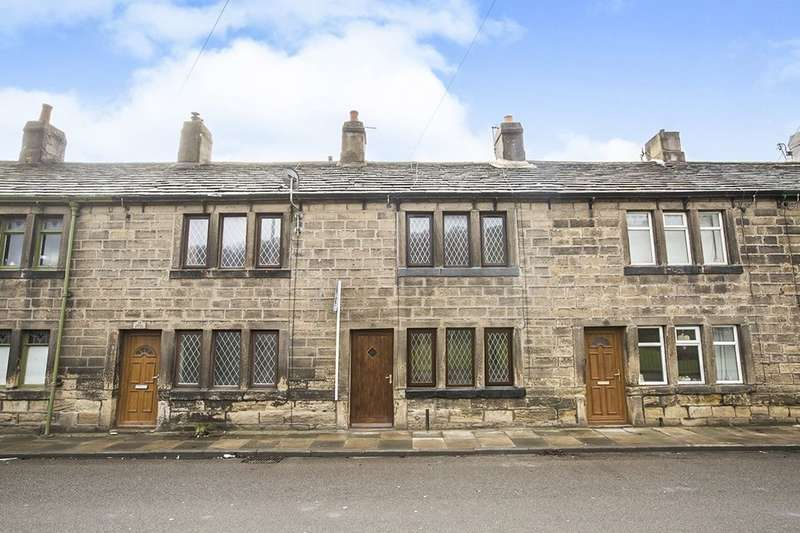2 Bedrooms Terraced House for sale in White Houses, Hebden Bridge, HX7