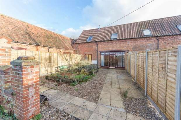 2 Bedrooms Terraced House for sale in Owl Cottage, Thursford