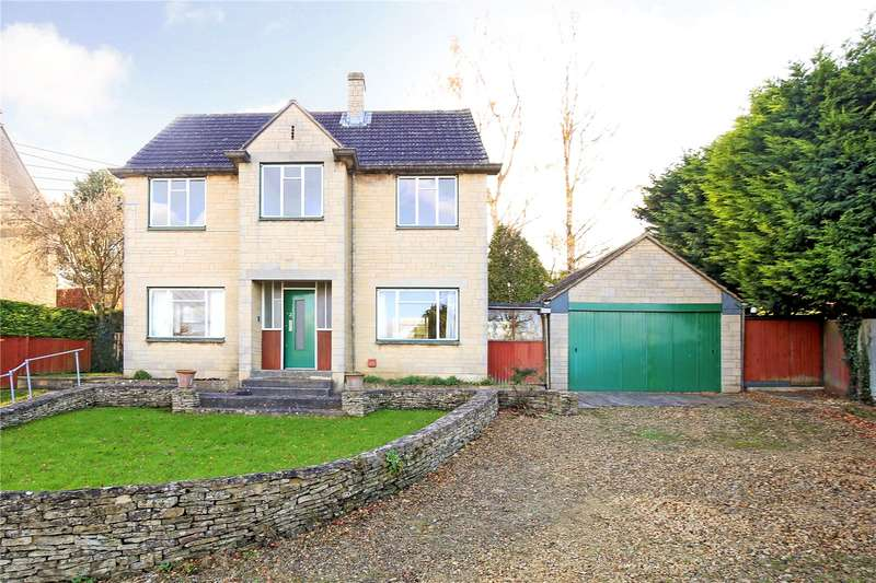 4 Bedrooms Detached House for sale in Bell Lane, Selsley, Stroud, Gloucestershire, GL5