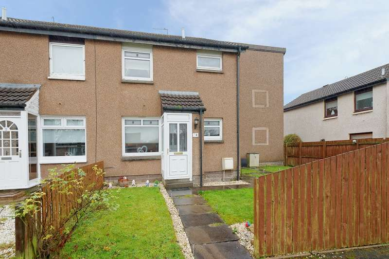 1 Bedroom Terraced House for sale in Allandale Avenue, Newarthill, Motherwell, ML1 5TA