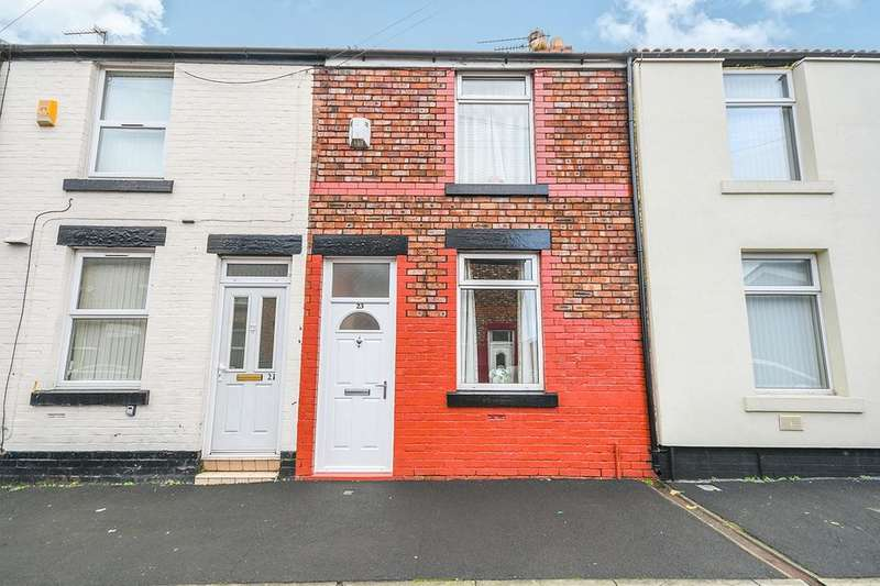 2 Bedrooms Semi Detached House for sale in Graham Street, St. Helens, WA9