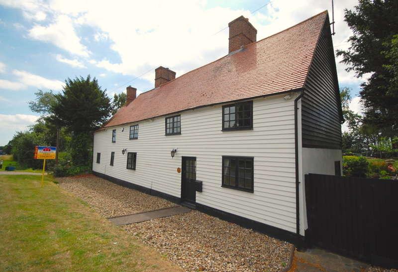 6 Bedrooms Detached House for sale in Hatfield Road, Langford, Maldon, CM9