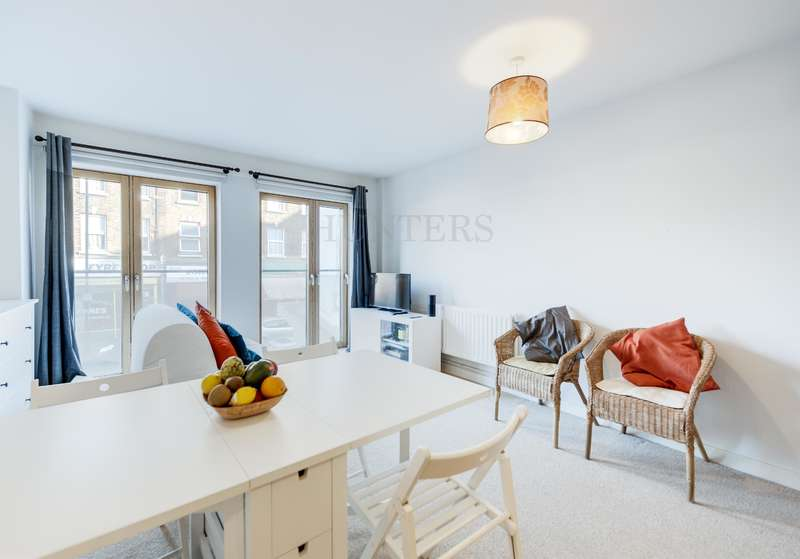 2 Bedrooms Flat for sale in Harrow Road, London, NW10 5BG