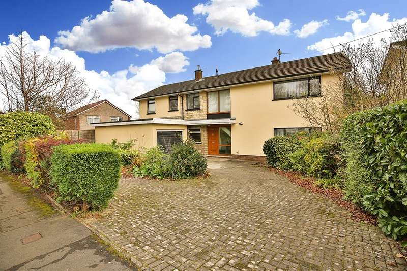 5 Bedrooms Detached House for sale in Mill Place, Lisvane, Cardiff
