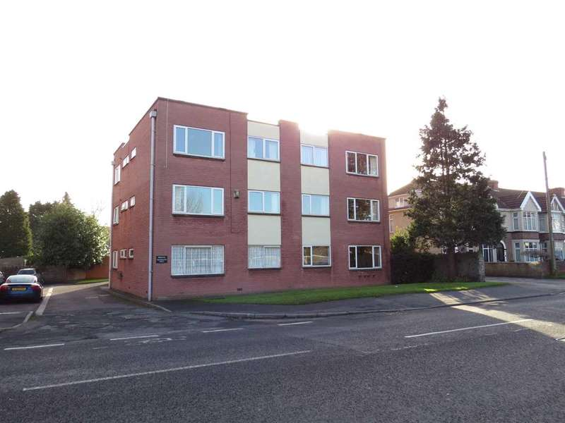 2 Bedrooms Apartment Flat for sale in Bradley Court, Downend, Bristol