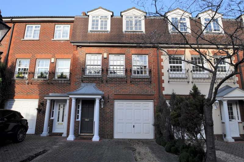 4 Bedrooms Mews House for sale in Branksome Park