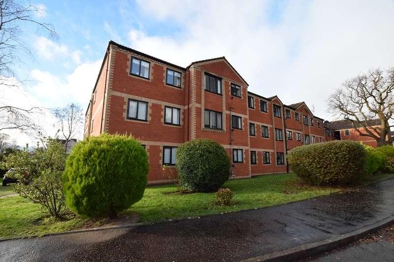 2 Bedrooms Retirement Property for sale in Cwrt Deri, Heol Y Felin , Rhiwbina, Cardiff. CF14 6JB