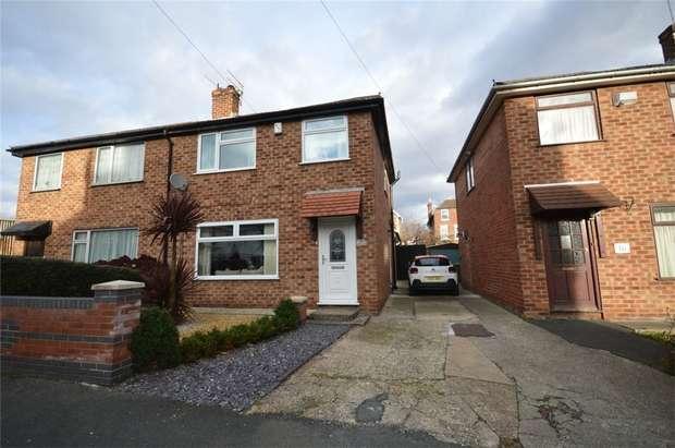 3 Bedrooms Semi Detached House for sale in Oak Road, Bebington, Merseyside