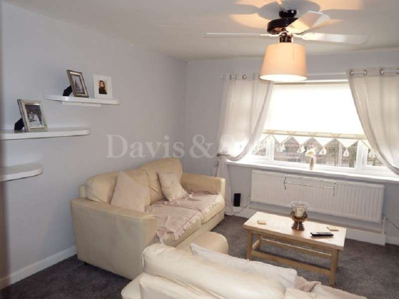 2 Bedrooms Flat for sale in Gloucester Court, Roman Way, Caerleon. NP18 3FG