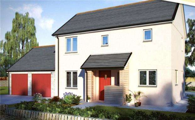 4 Bedrooms Detached House for sale in 4 Beringer Street, Hidderley Park, Camborne, Cornwall