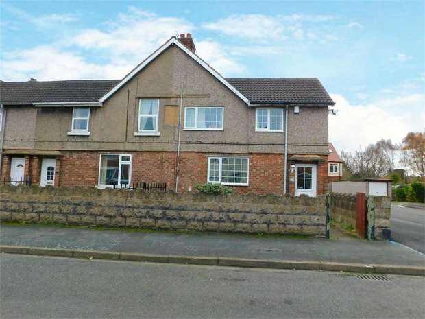 4 Bedrooms End Of Terrace House for sale in Markham Avenue, Armthorpe, Doncaster, South Yorkshire