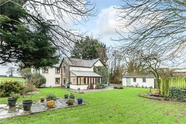 5 Bedrooms Detached House for sale in Old Coach House, Llandawke, Laugharne Carmarthen, Carmarthen