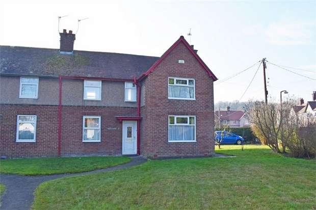 3 Bedrooms Semi Detached House for sale in Leete Avenue, Rhydymwyn, Mold, Flintshire