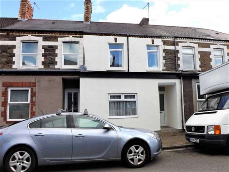 3 Bedrooms House for sale in Carlisle Street, Cardiff