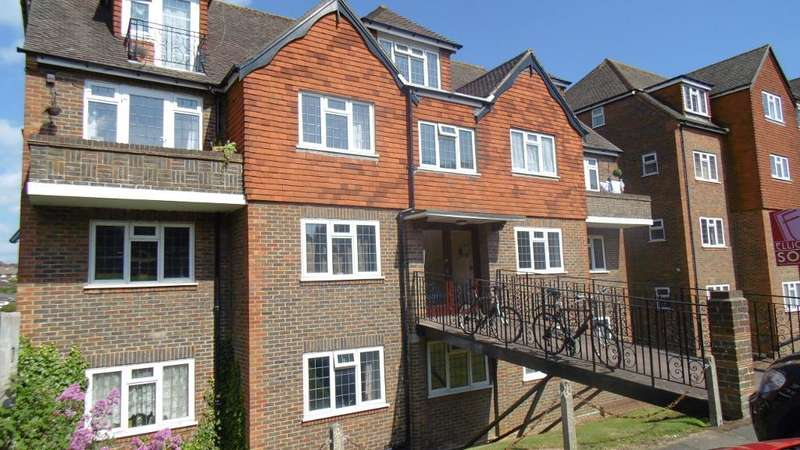 2 Bedrooms Flat for sale in Nevill Road, Hove, East Sussex, BN3 7QP