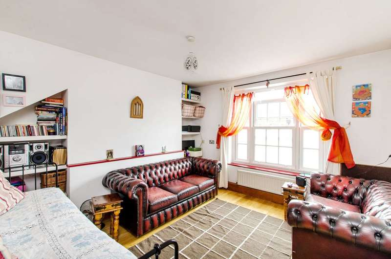 2 Bedrooms Flat for sale in Vauxhall Street, Vauxhall, Vauxhall, SE11