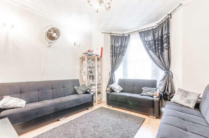 3 Bedrooms House for sale in Roland Road, Walthamstow, E17