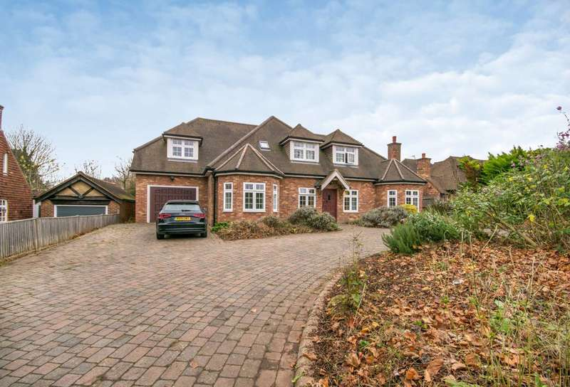 7 Bedrooms Detached House for sale in The Gallop, Sutton, SM2