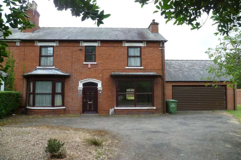 3 Bedrooms Semi Detached House for sale in Doddington Road, Lincoln, LN6