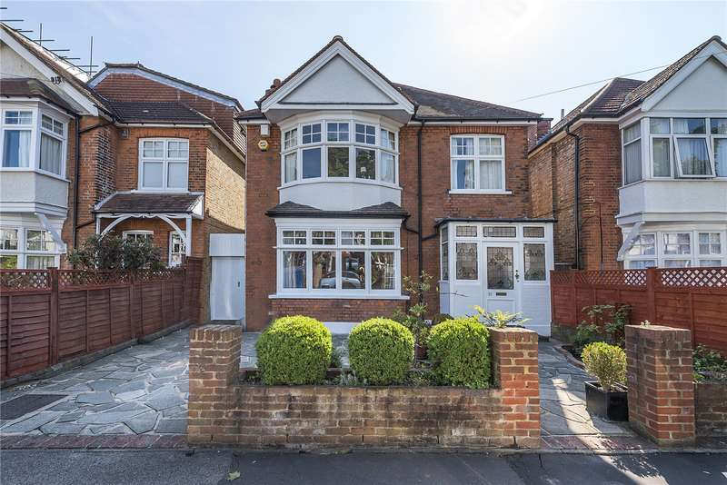 5 Bedrooms Detached House for sale in Bolton Gardens, Teddington, TW11